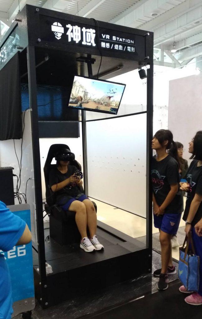 神域VR個人包廂